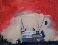 Sans Soleil 2 oil on board 40cmx60cm